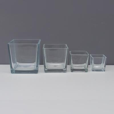 Glaswürfel