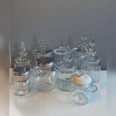 Candybar Gläser